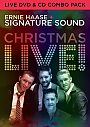 Ernie Haase & Signature Sound: Christmas Live CD - DVD