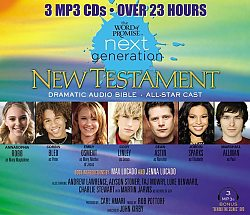 Word of Promise Next Generation: New Testament - MP3s
