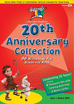 Cedarmont Kids: 20th Anniversary Collection