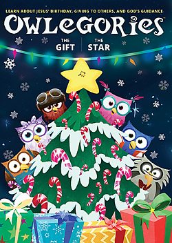 Owlegories Volume 4: Christmas, The Gift, The Star