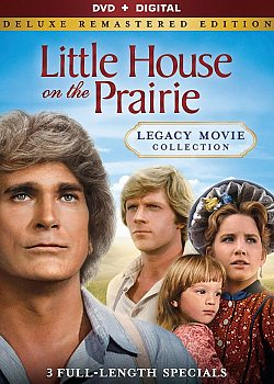 Little House on the Prairie: Legacy Movie Collection - Digital