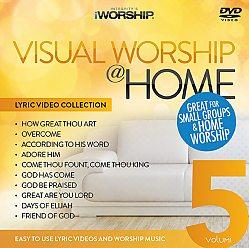 Visual Worship @ Home Vol. 5