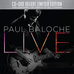 Paul Baloche: LIVE / CD