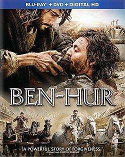 Ben Hur (2016) / DVD