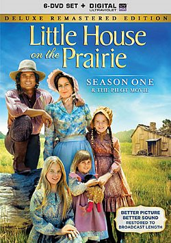 Little House on the Prairie: Season 1 (Remastered 6 Disc Set)