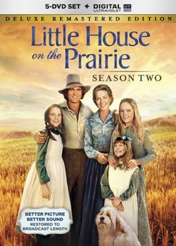 Little House on the Prairie: Season 2 (Remastered 5 Disc Set)