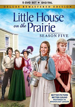 Little House on the Prairie: Season 5 (Remastered 5 Disc Set)