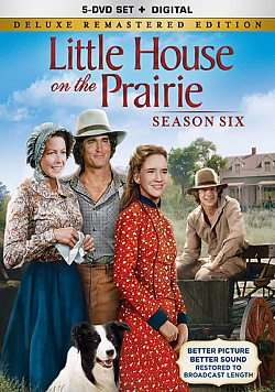 Little House on the Prairie: Season 6 (Remastered 5 Disc Set)