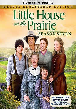 Little House on the Prairie: Season 7 (Remastered 5 Disc Set)