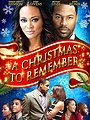 A Christmas to Remember (D)