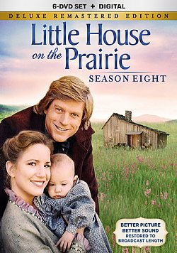 Little House on the Prairie: Season 8 (Remastered 6 Disc Set)