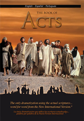 The Book of Acts - (2 DVD Set)