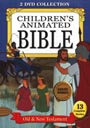 Childrens Animated Bible - DVD