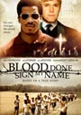 Blood Done Sign My Name - DVD