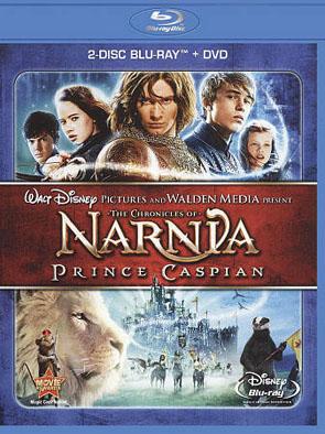 The Chronicles of Narnia: Prince Caspian  + DVD Combo