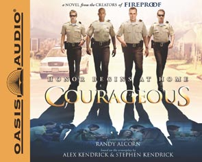 Courageous (8 Disc Audio Book)