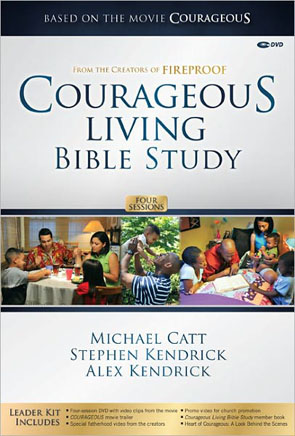 Courageous Living Bible Study - Leader's Kit