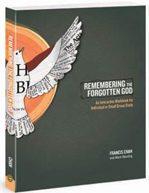 Remembering the Forgotten God - Workbook