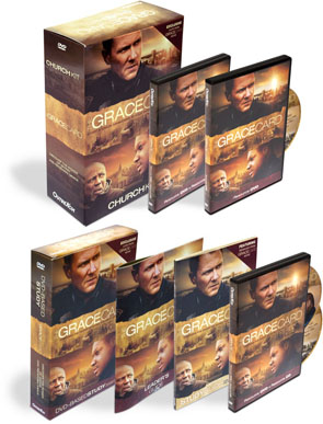 The Grace Card Church Kit  and Book