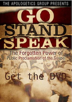 Go Stand Speak