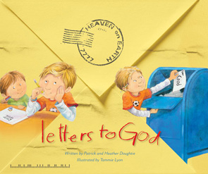 Letters to God for Children