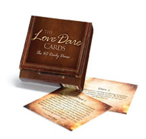 The Love Dare Cards
