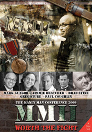 Mark Gungor: Manly Men's Conference: Worth the Fight