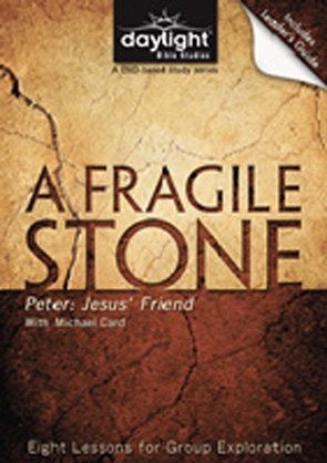 A Fragile Stone, Peter: Jesus' Friend