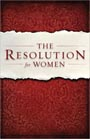 The Resolution for Women [from the movie COURAGEOUS] - Book