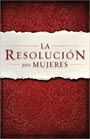 La Resolucion Para Mujeres [from the movie COURAGEOUS] - Book