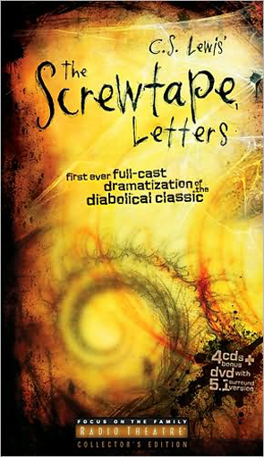 Radio Theatre: The Screwtape Letters:Collector's Edition (5 CDs)