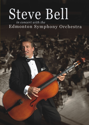 Steve Bell: In Concert With Edmonton Symphony Orchestra