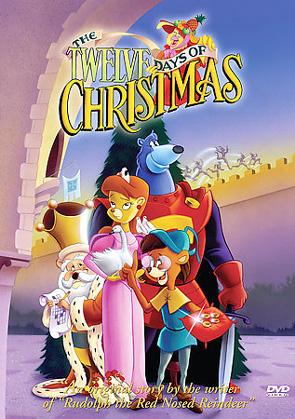 The 12 Days of Christmas DVD at Christian Cinema.com