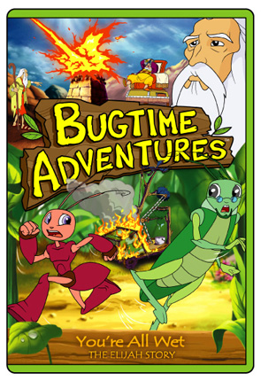 Bugtime Adventures: You're All Wet
