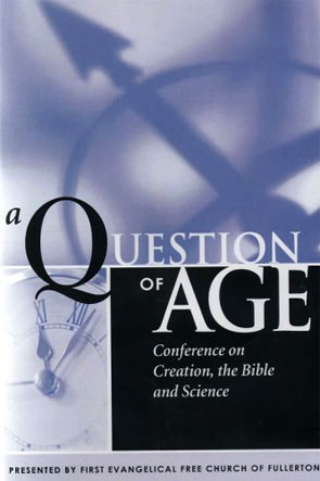 Question of Age: Conference on Creation, the Bible and Science - 4 DVD Set