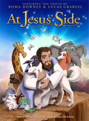 at jesus side dvd at christian cinema com