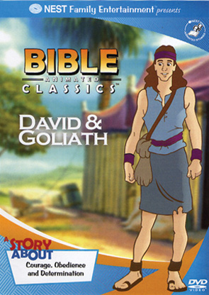 Bible Animated Classics: David And Goliath