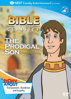 Bible Animated Classics: The Prodigal Son