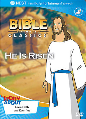 Bible Animated Classics: He Is Risen