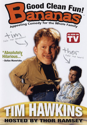 Bananas Comedy: Tim Hawkins