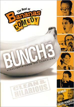 The Best Of Bananas Comedy Bunch: Volume 3