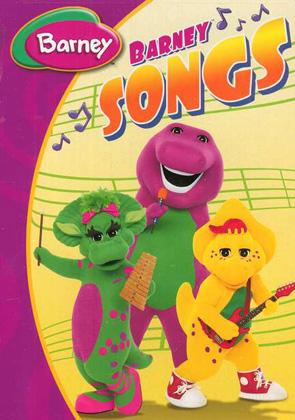 Barney: Songs