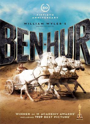 Ben-Hur: Fiftieth Anniversary Standard 2-Disc Set