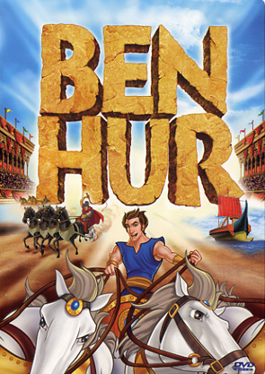 SPANISH-Ben Hur: A Tale of Christ (Animated)