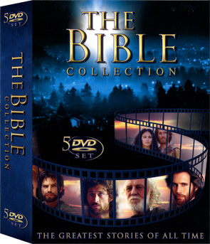 The Bible Collection: The Greatest Stories