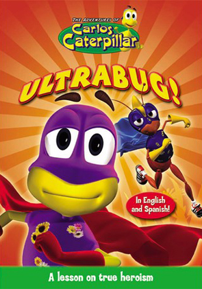 The Adventures of Carlos Caterpillar #6: Ultrabug