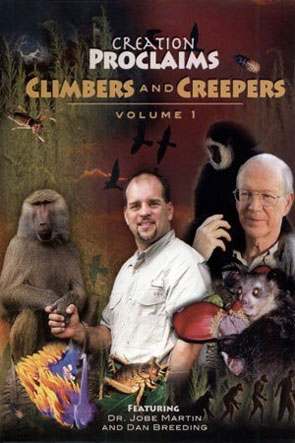 Creation Proclaims: Climbers and Creepers (Volume 1)