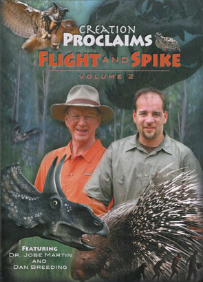 Creation Proclaims: Flight and Spike (Volume 2)