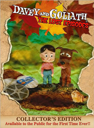 Davey and Goliath®: The Lost Episodes - Collector's Edition DVD