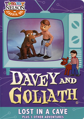 Davey & Goliath: Lost In A Cave